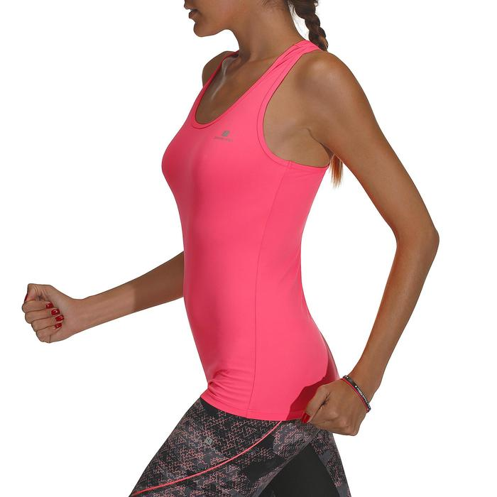 Débardeur fitness cardio femme MY TOP - 205372