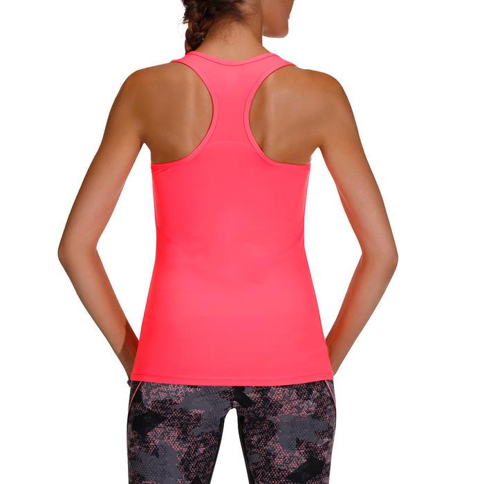 Débardeur fitness cardio femme MY TOP - 205374