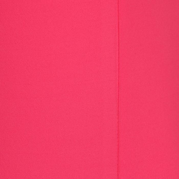 Camiseta sin mangas Cardio Fitness Domyos 100 mujer rosa