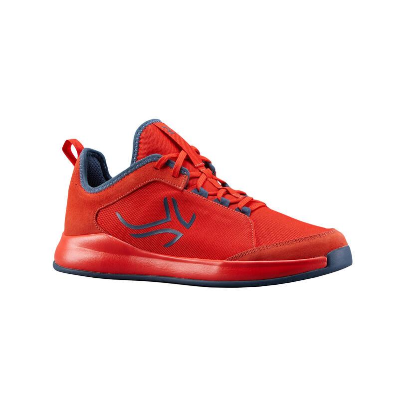 Men's Multi-Court Tennis Shoes TS130 - Red
