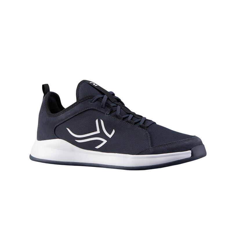 Erkek Tenis Ayakkabısı - Koyu Gri - TS130