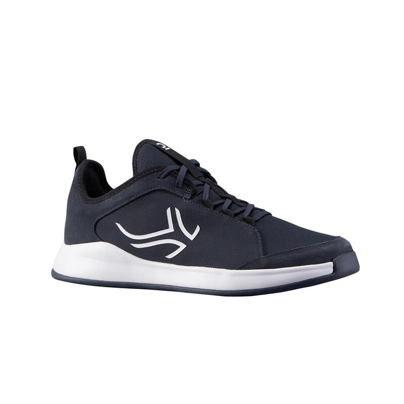 Men's Multicourt Tennis Shoes TS130 - Dark Grey
