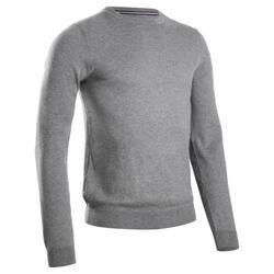 Men's Golf Pullover Sweater - Grey