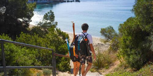 Les vacances : l'occasion de découvrir de nouveaux sports