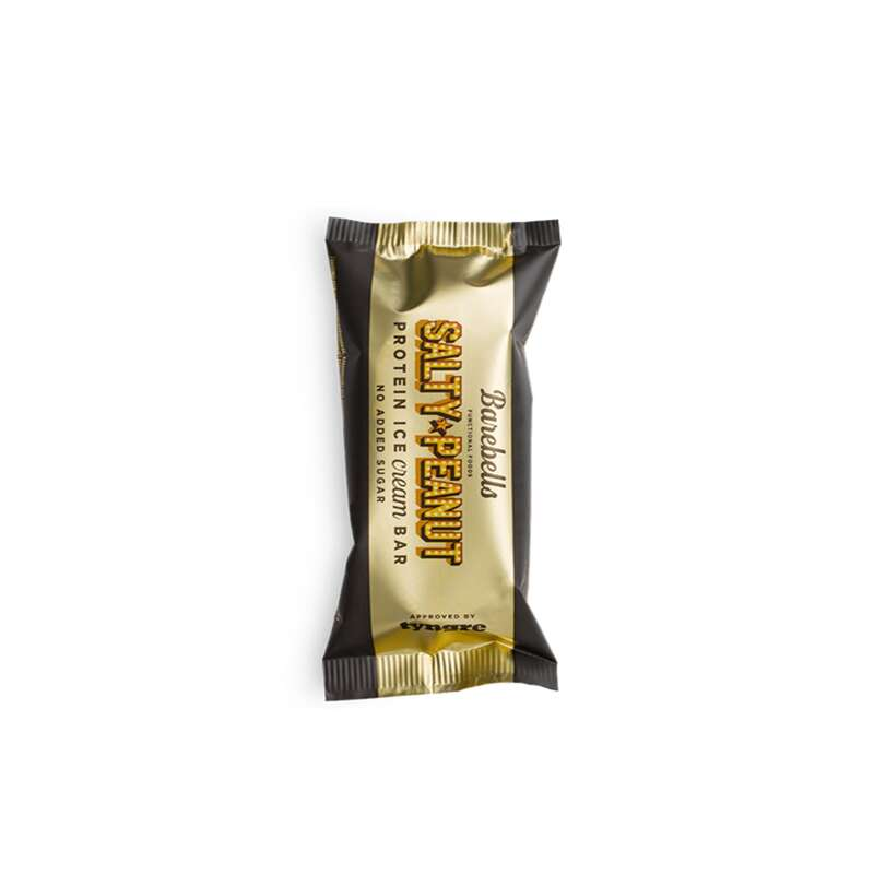 KAKOR, GEL& EFTER Näring och kosttillskott - Barebells Salty Peanut BAREBELLS - Uthållighet