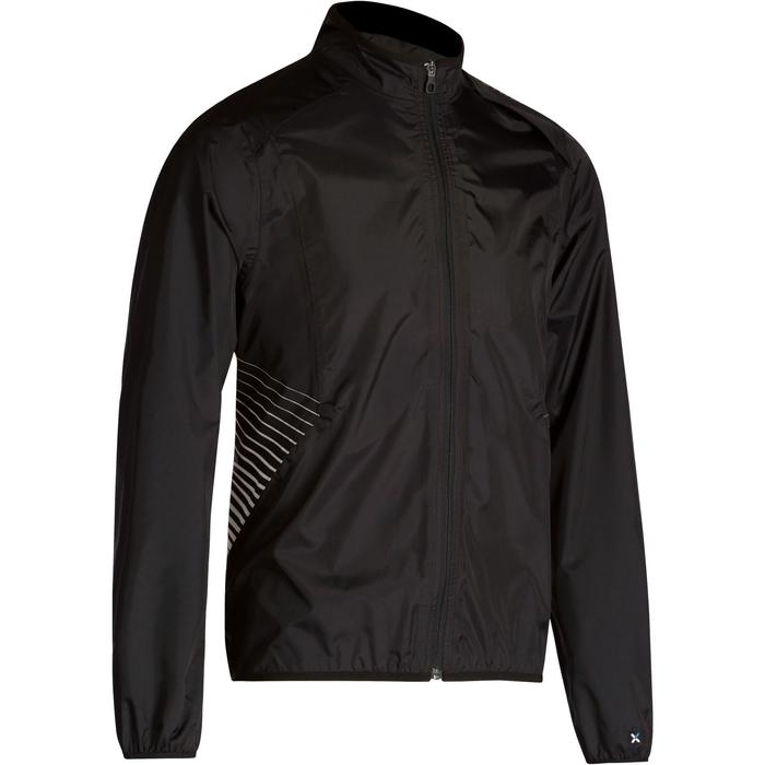 COUPE PLUIE VELO HOMME 500 FLUO SOFTLIME - 205603