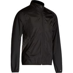 COUPE PLUIE VELO ROUTE HOMME CYCLOTOURISTE 500 FLUO