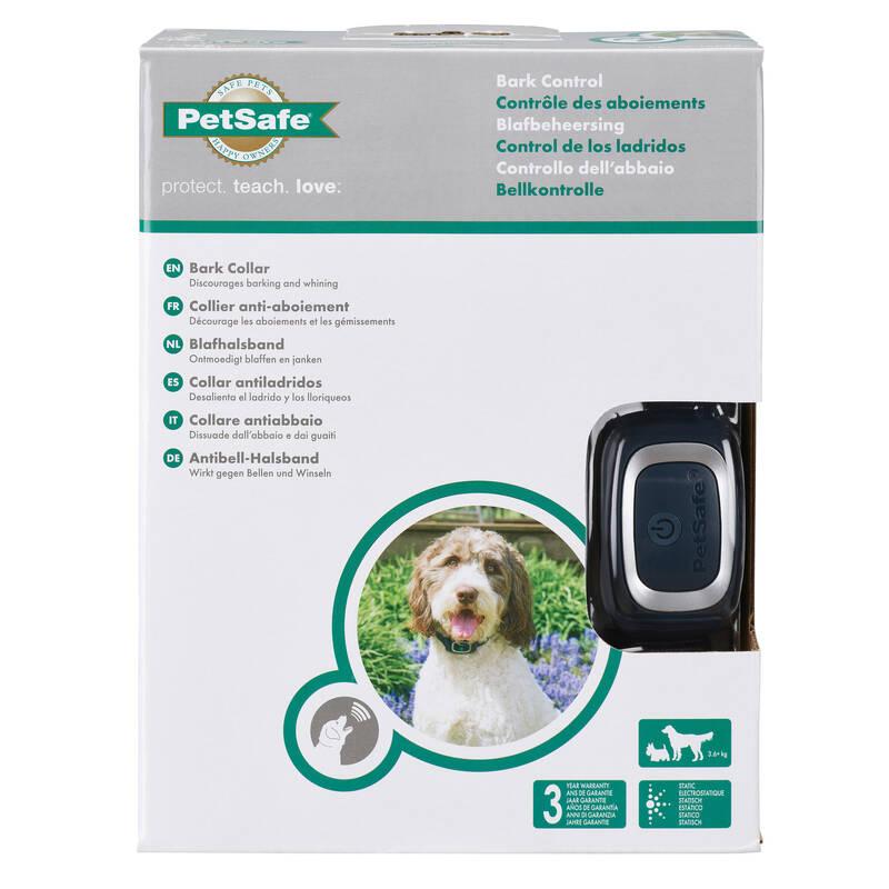 VÝCVIK PSŮ Myslivost a lovectví - OBOJEK PROTI ŠTĚKÁNÍ DELUXE PETSAFE - Potřeby pro lovecké psy