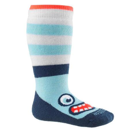 Warm sledding socks - Kids