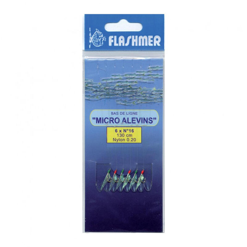 Forfac Nylon 8 Cârlige Nr. 16 pescuit marin
