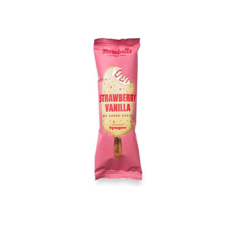 KAKOR, GEL& EFTER Näring och kosttillskott - Barebells Strawberry Vanilla BAREBELLS - Uthållighet