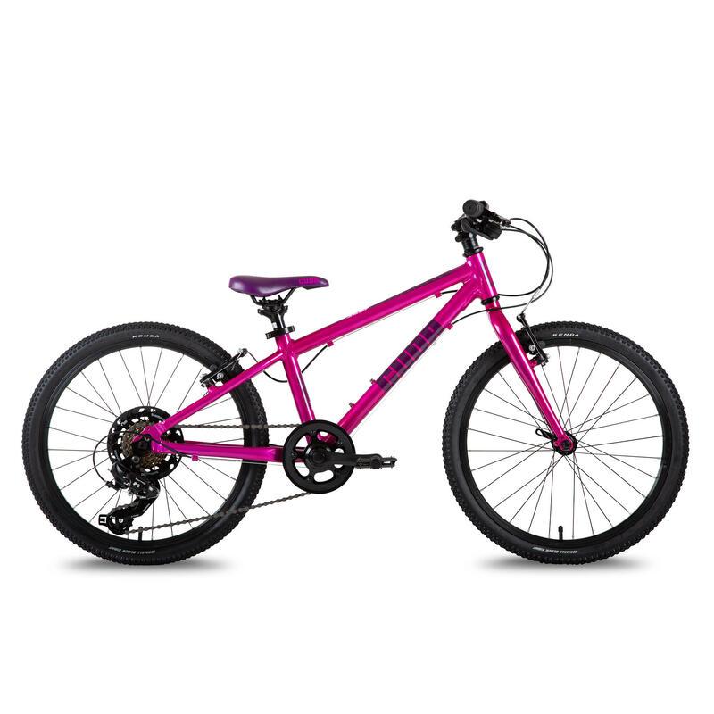 """Cuda Trace Kids Bike, Purple - 20"""""""