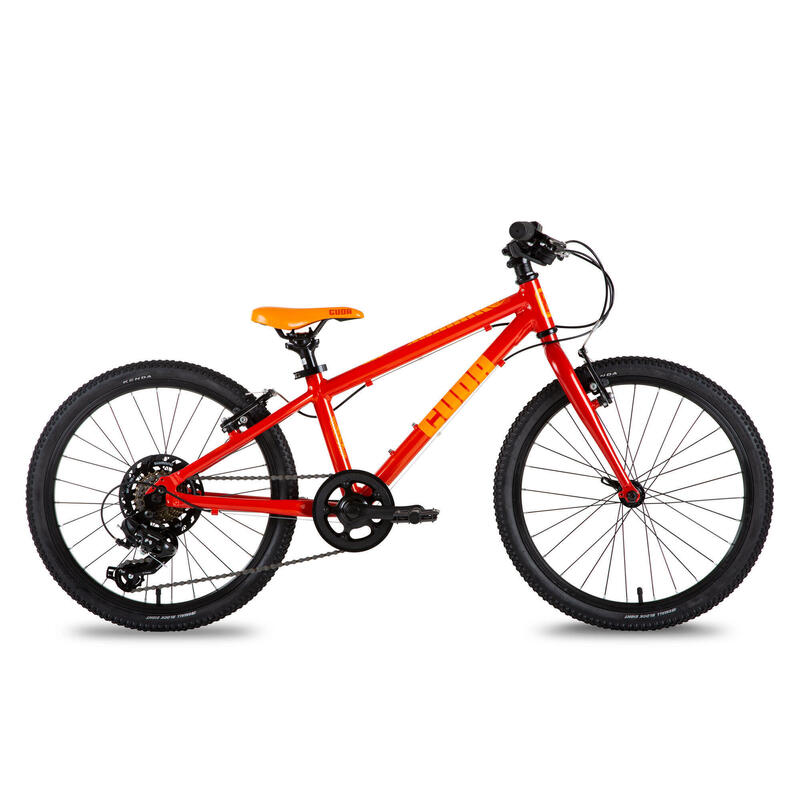 """Cuda Trace Kids Bike, Orange - 20"""""""
