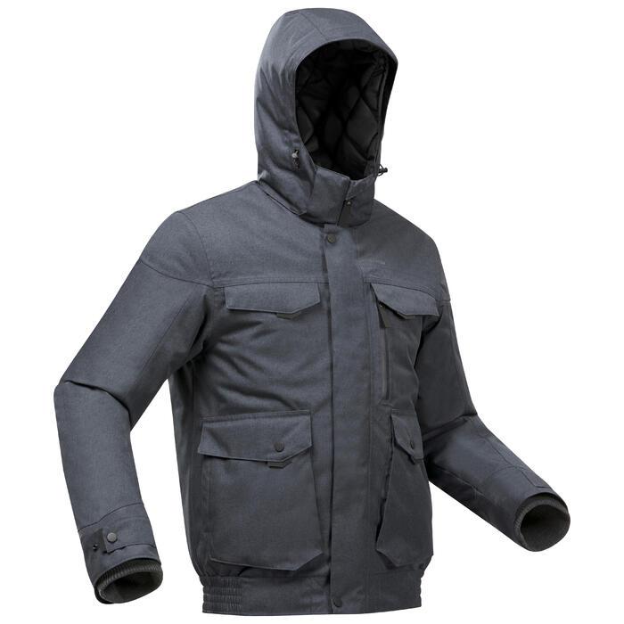 Blouson hiver imperméable de randonnée - SH100 X-WARM -10°C - homme