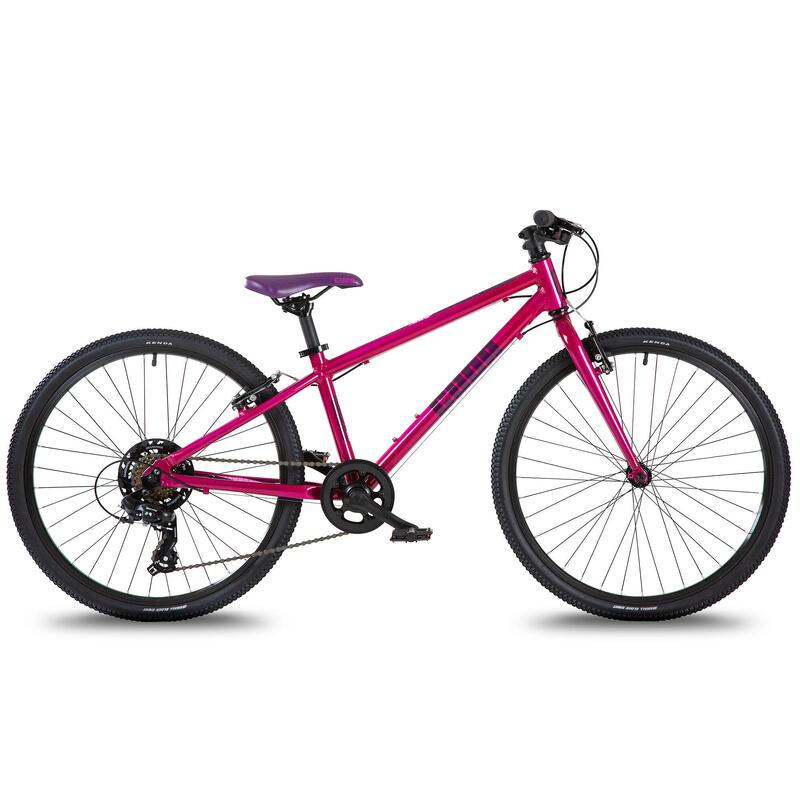 """Cuda Trace Kids Bike, Purple - 24"""""""