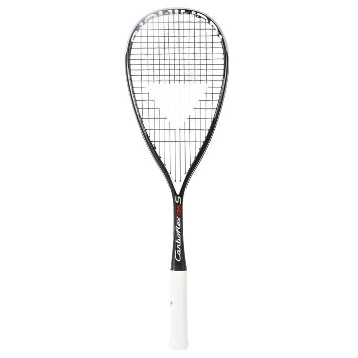 Squashracket Carboflex 135 S zwart