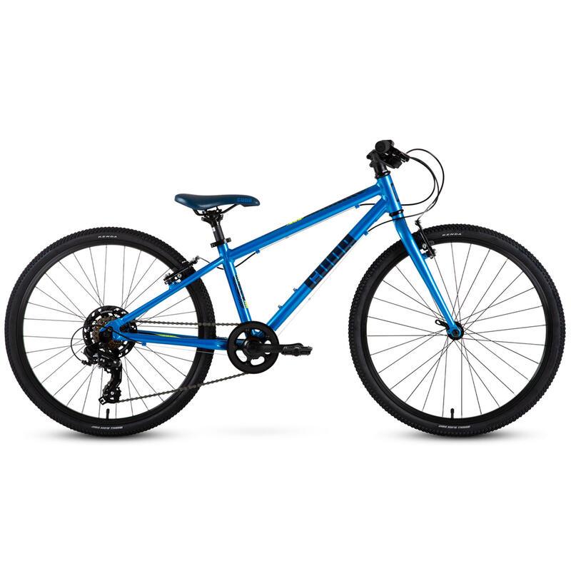 """Cuda Trace Kids Bike, Blue - 24"""""""