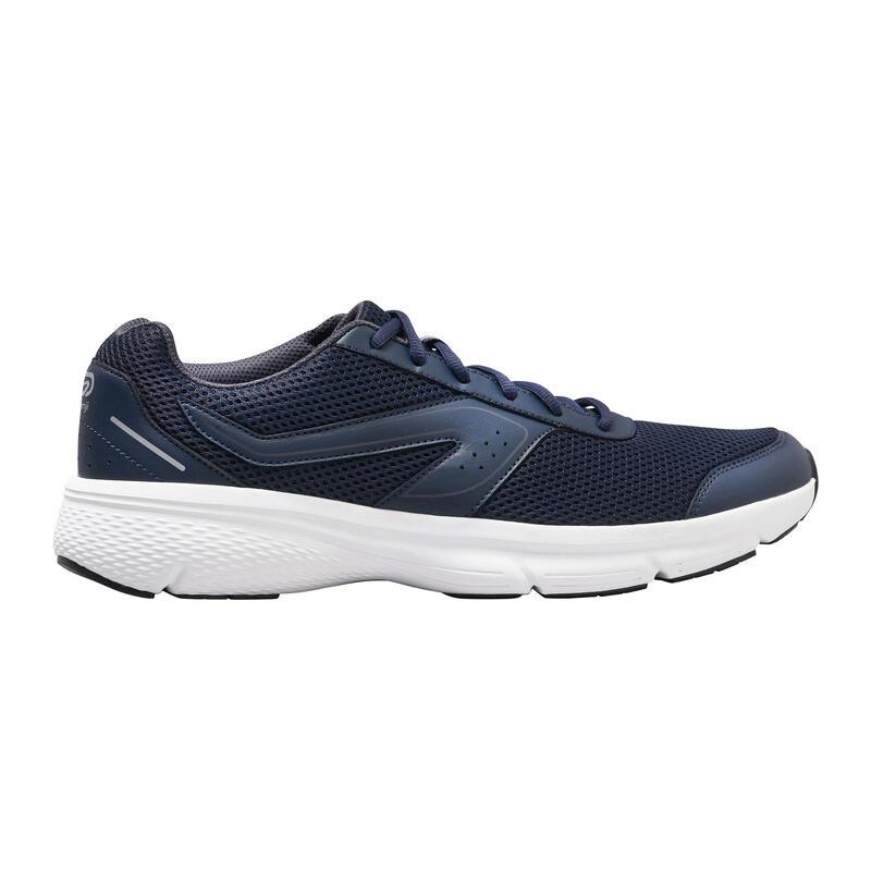 RUN CUSHION MEN'S RUNNING SHOES - BLUE/BLACK