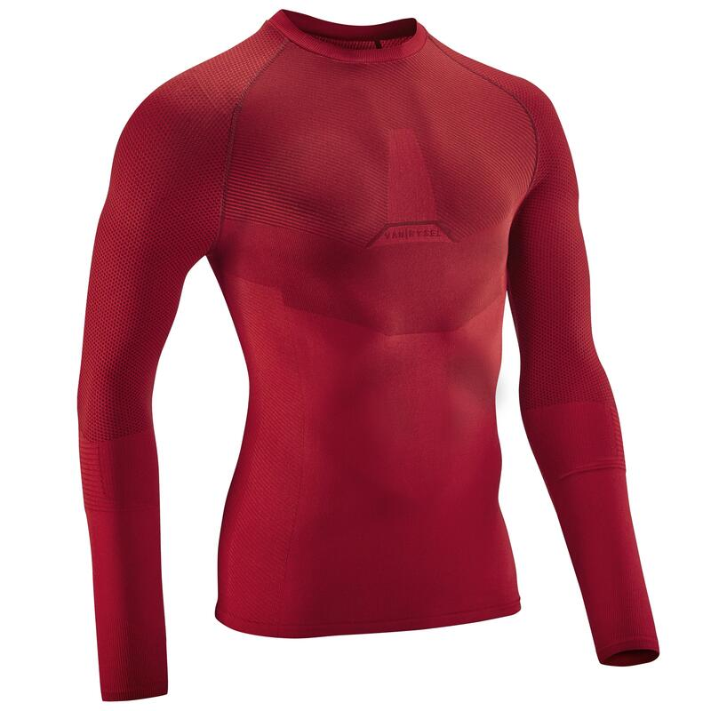 Road Cycling Base Layer Training - Red