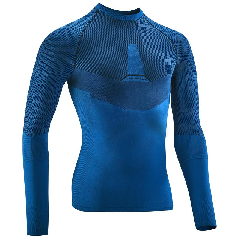 Road Cycling Base Layer Training - Electric Blue