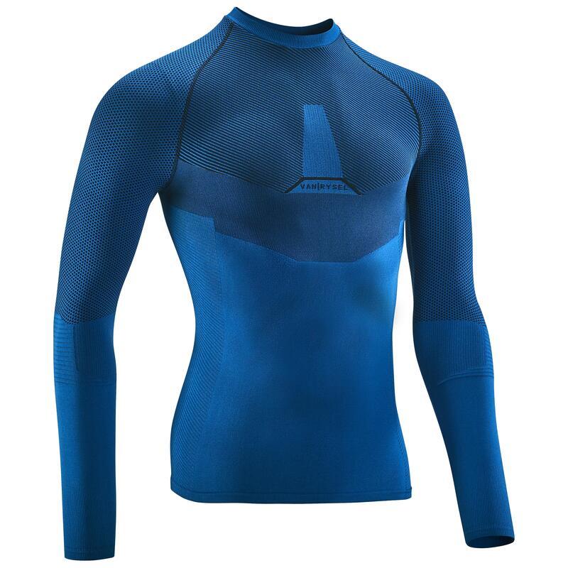 Sous Vêtement Vélo Route Training Bleu Electrique