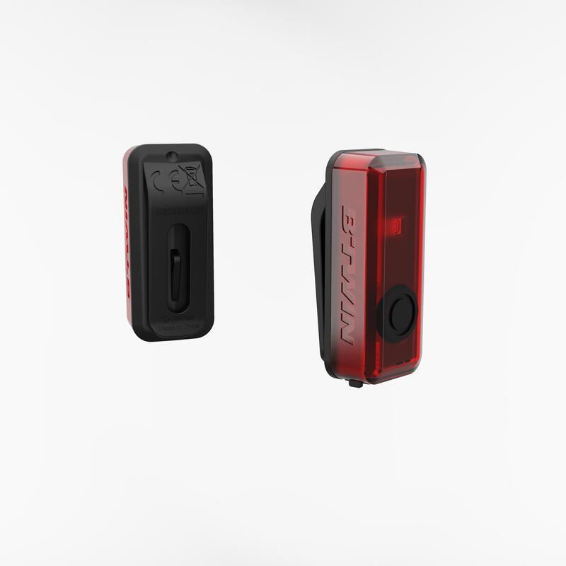 ភ្លើងបំភ្លឺ LED USB ក្រោយ CL 100 - ក្រហម