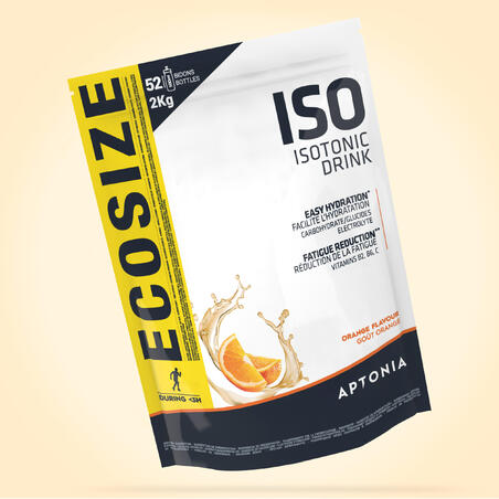 Iso Isotonic Drink Powder 2 kg - Orange