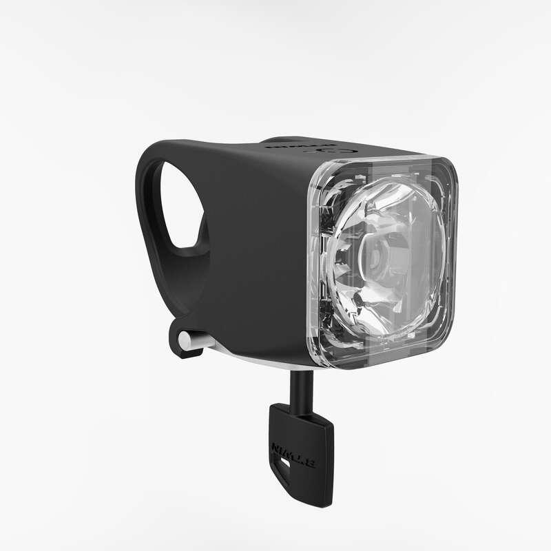 Kerékpáros világítás Elektronika - Első lámpa kerékpárra FL 520 ELOPS - Lámpa, töltő, elem