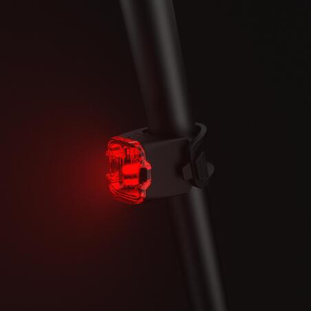 RL 500 Lampu Sepeda USB LED Belakang