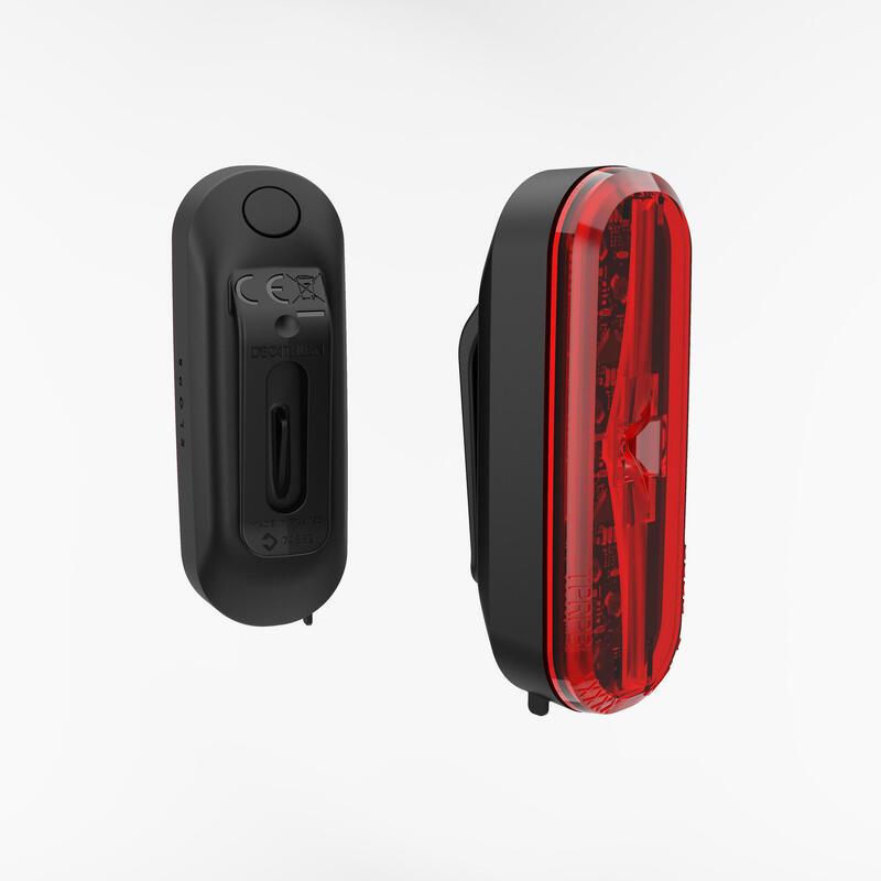 ECLAIRAGE VELO LED RL 510 ARRIERE USB