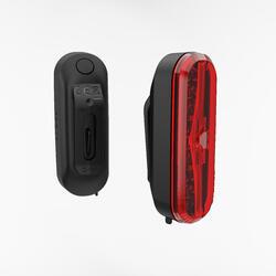 LUZ LED TRASEIRA USB BICICLETA RL 510