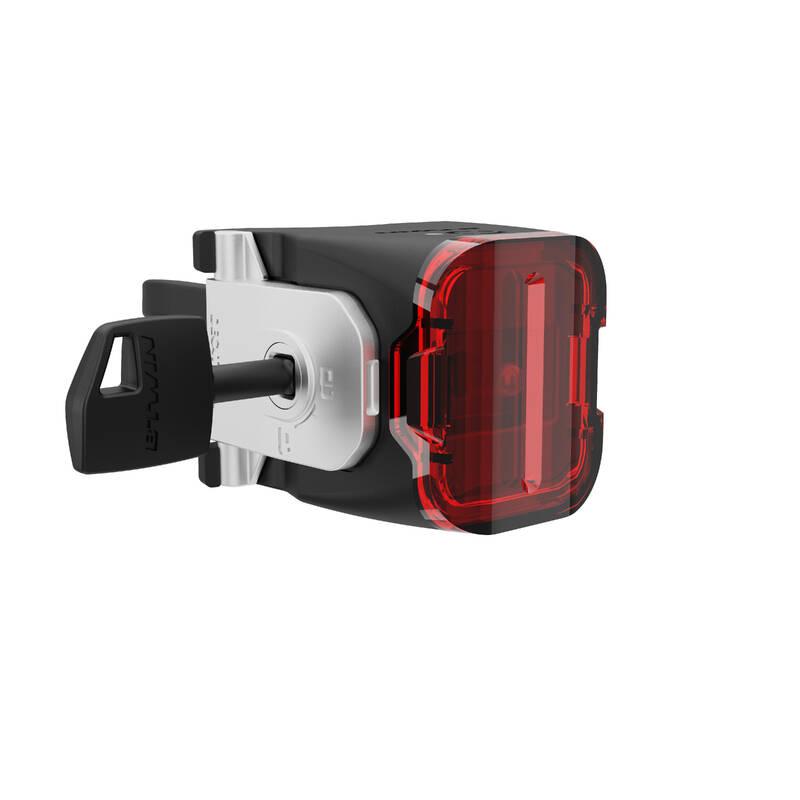 OSVĚTLENÍ Cyklistika - ZADNÍ SVĚTLO RL520 USB  ELOPS - Příslušenství na kolo