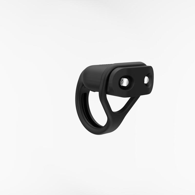 電池供電式LED後方自行車燈SL 100 - 黑色
