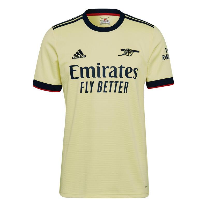 Arsenal uitshirt 21/22