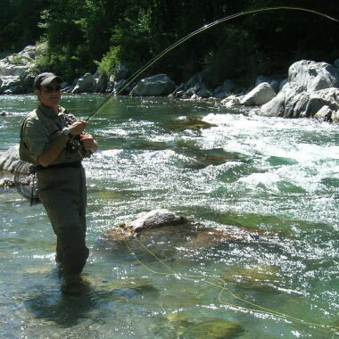Come iniziare la pesca a mosca nel modo giusto