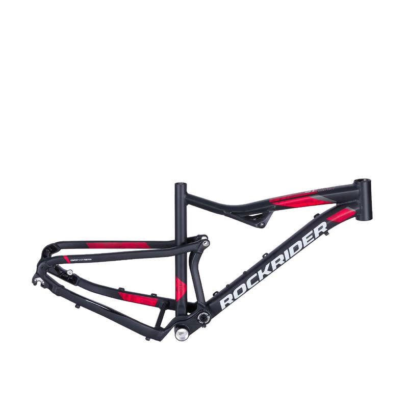 MTB-RAM Cykelsport - Ram ST 530S svart ROCKRIDER - Cykelramar