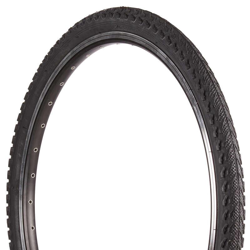 Reifen Hybrid Bike Radsport - Reifen B'Original 44-559 RIVERSIDE - Fahrradteile