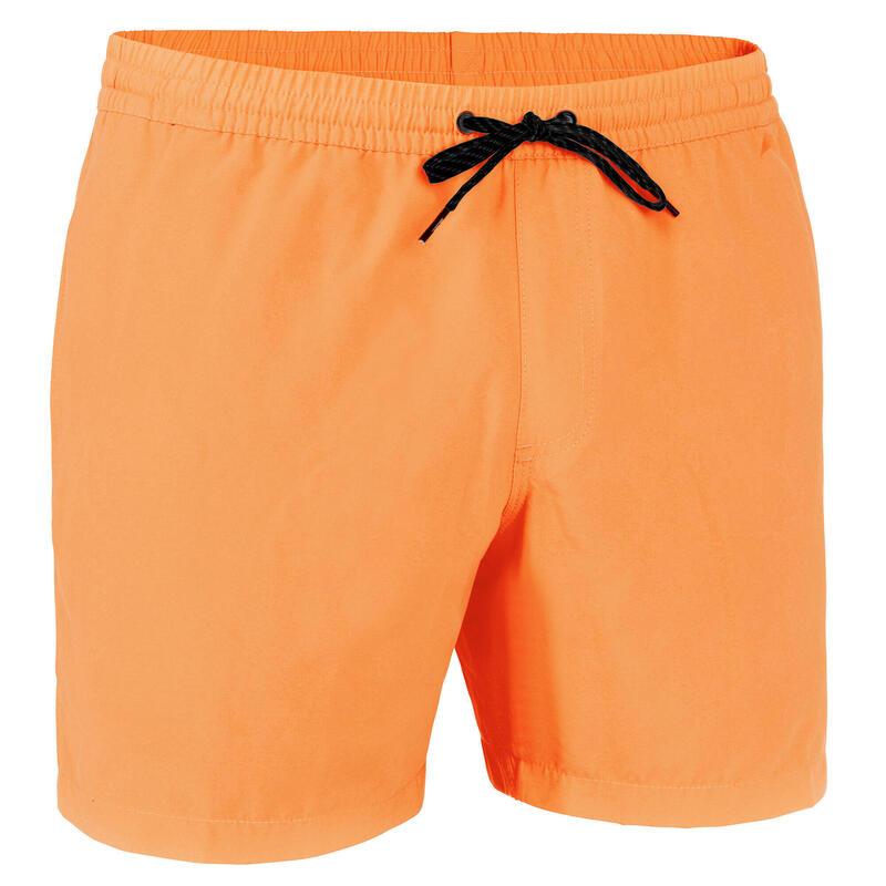 Boardshort Court Quiksilver Homme Orange Claire