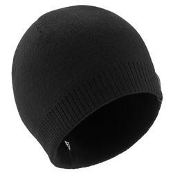 SIMPLE SKI HAT BLACK