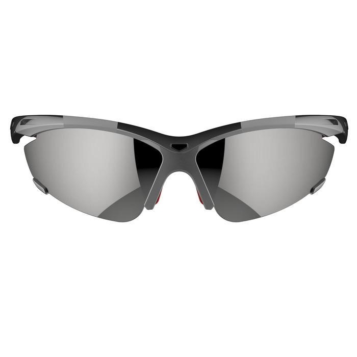 Lunettes de soleil vélo & running adulte ARROYO PACK grises verres changeables - 206159