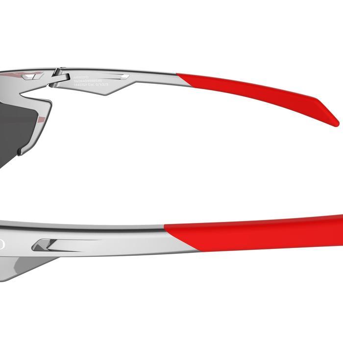 Lunettes de soleil vélo & running adulte ARROYO PACK grises verres changeables - 206163