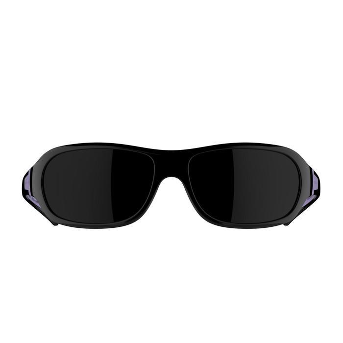 Gafas de sol esquí travesía niños 7-10 años INDIANA negro categoría 4