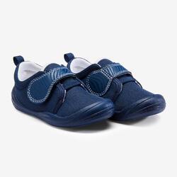 Turnschuhe 110 I Learn First Babyturnen blau