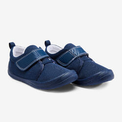 Turnschuhe I Move First 25 bis 30 Babyturnen marineblau