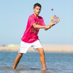 Sportshirt racketsporten Soft 500 heren - 206276