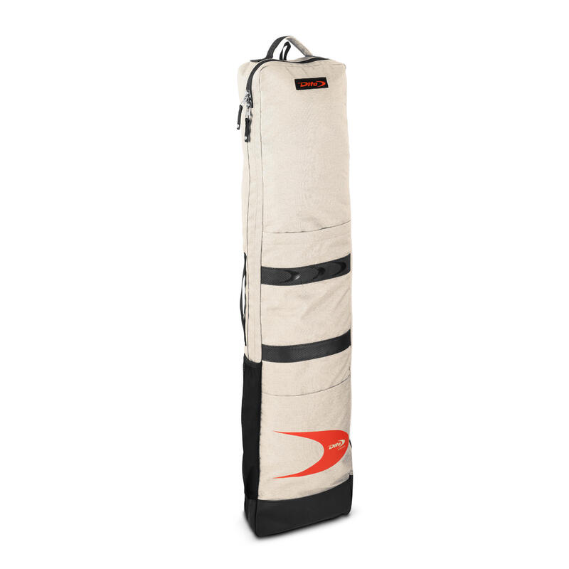 Kids'/Adult Medium Volume Field Hockey Bag Cruiser - Grey