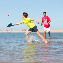 Beachball Set Soft Rackets - 206286