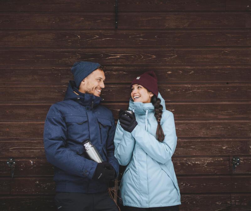 5 astuces pour vous réchauffer en randonnée - titre