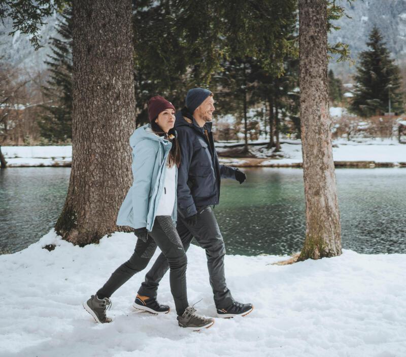 Conseils randonnée neige et temps froid