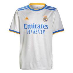 Kids' Football Shirt Real Madrid Home